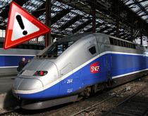 SNCF ATTENTION prenez vos précautions !