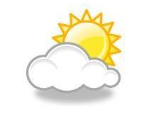 Prévisions météorologique de dimanche